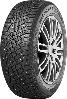 Continental ContiIceContact 2 SUV KD 265/55 R19 113T