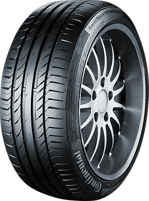 Continental ContiSportContact 5 SUV 235/65 R18 106W